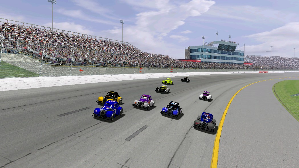 New rules opened up the floodgates for passing -- Photo credit: viagra6car / HeatFinder