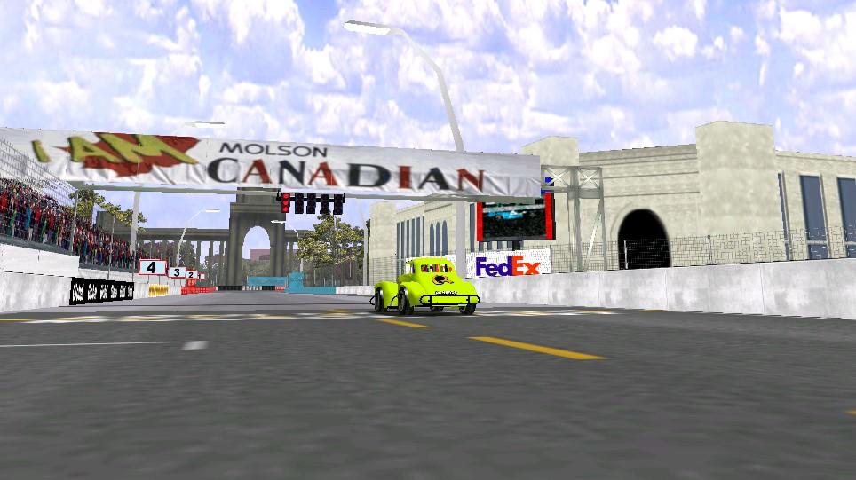 Speedy Wins the Battle of Ontario -- Photo credit: viagra6car / HeatFinder