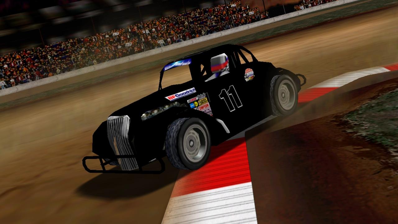 Speedyman11 Laps Field Twice @ LCHRL Tring Event Monday (Credit: KartRacer63 / HeatFinder)