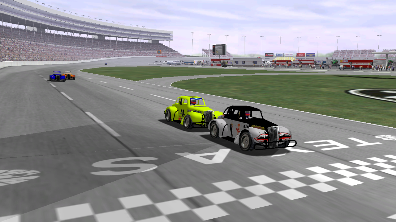 Spike Captures Second Win of 2016 at LCHRL Race 7: Texas, Ready to Compete for the Championship (Credit: DusterLag / HeatFinder)