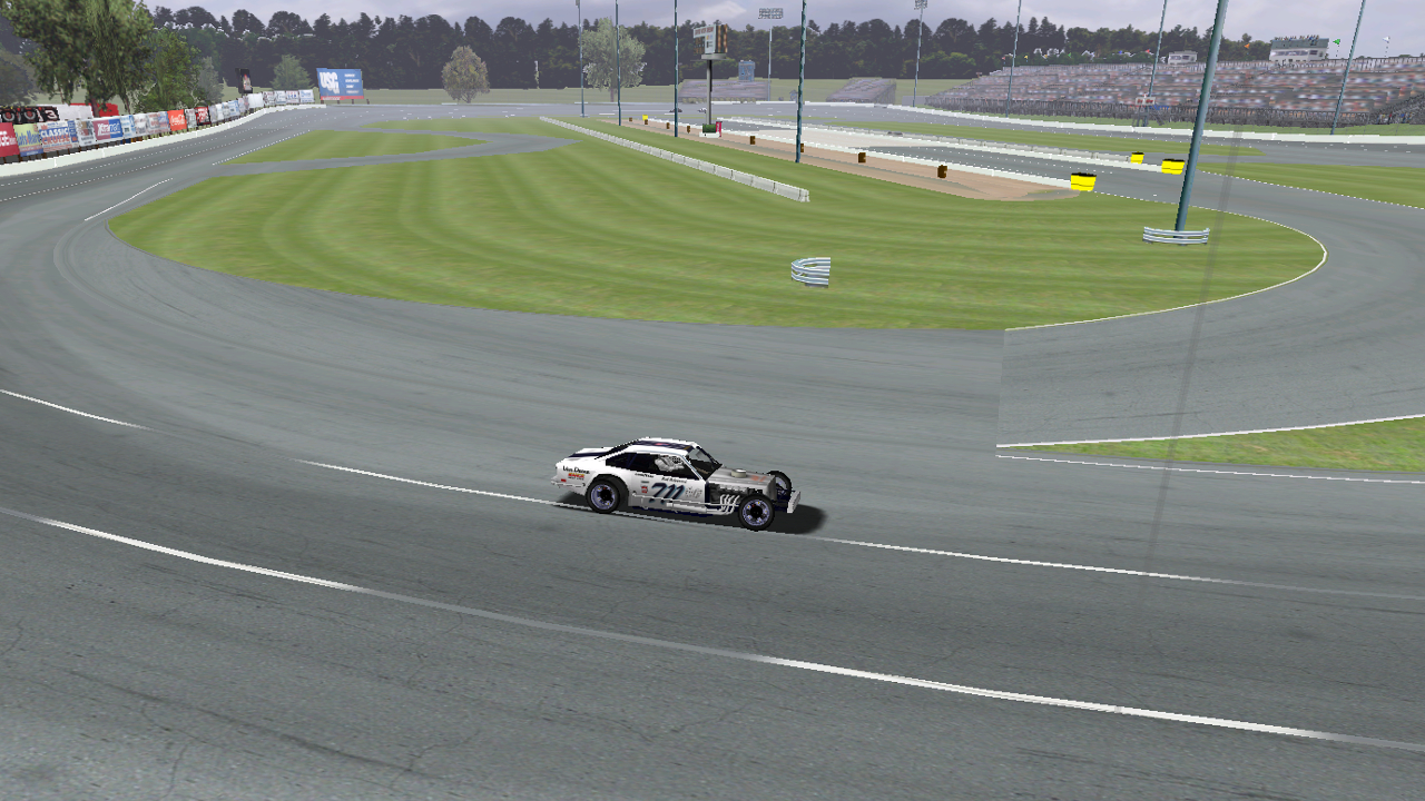 lepage71 at Stafford Motor Speedway during the HCA 16th Anniversary Festival. (Credit: DusterLag / HeatFinder)