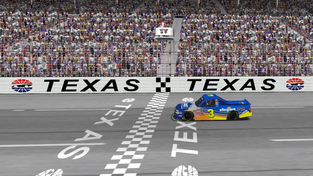 Rookiesrock Wins GR8-1 Truck Series Cowpoke 80 (Credit: Grumpy / HeatFinder)