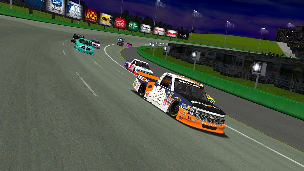 KartRacer63 Wins The Folklore 75, First Career GR8-1 Truck Series Victory (Credit: KartRacer63 / HeatFinder)