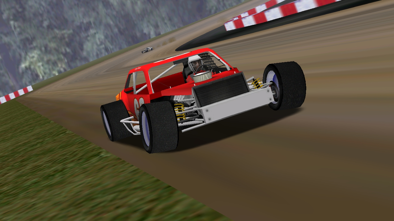 KartRacer63 racing to the win at Raceway1