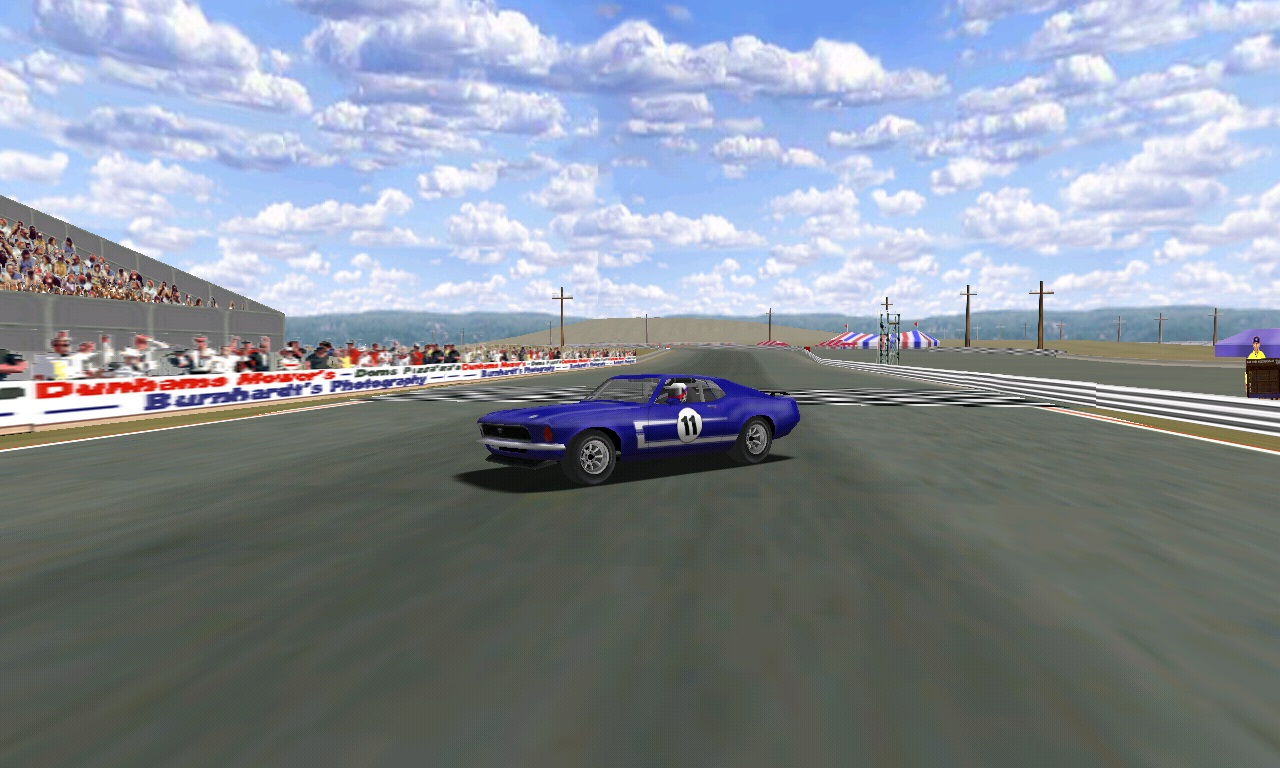Speedyman11 Victorious at Riverside (HDRL)
