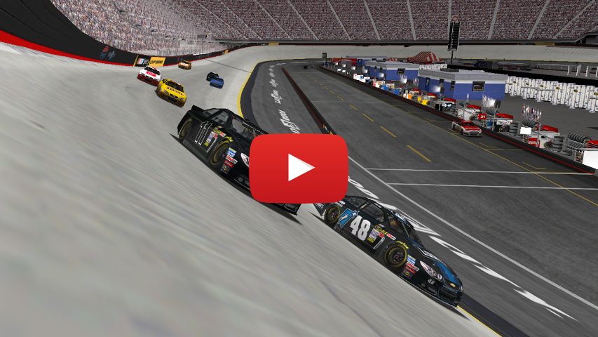 Race replay from the ARL Patch Cup Series Bristol 101 held on Saturday, April 16th 2016