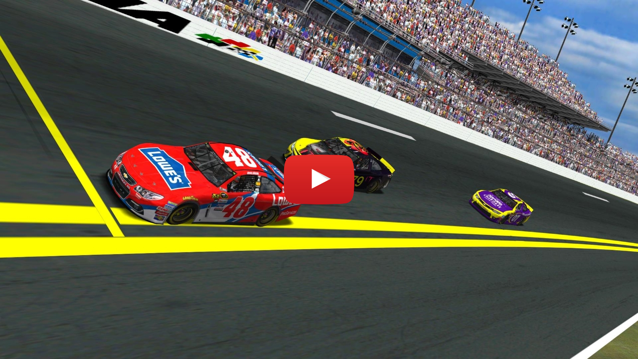 Race replay from the ARL Patch Cup Series Daytona 200 Qualifier Race 1 held on Saturday, February 18th 2017.