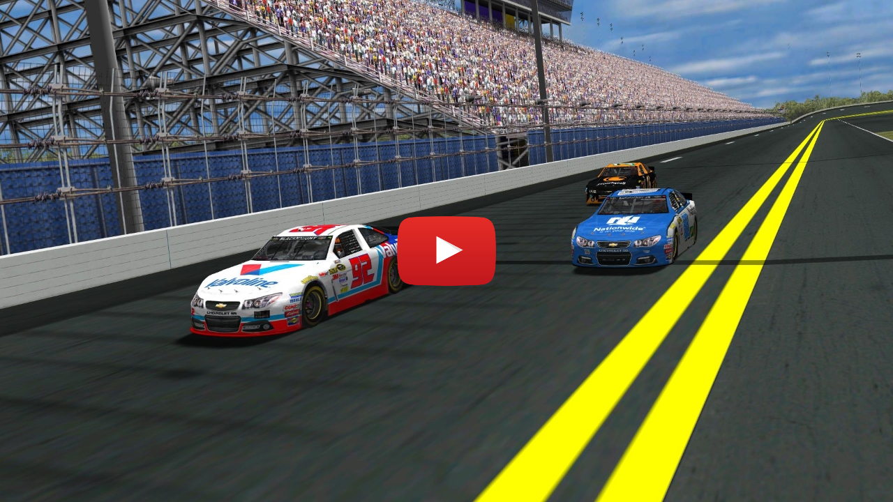 Race replay from the ARL Patch Cup Series Daytona 200 Qualifier Race 2 held on Saturday, February 18th 2017.