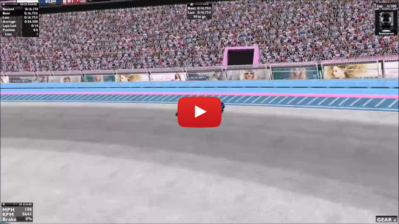 Qualifying session replay from the ARL Patch Cup Series The Mod Squad Superdome 200 held on Saturday, April 8th 2017.
