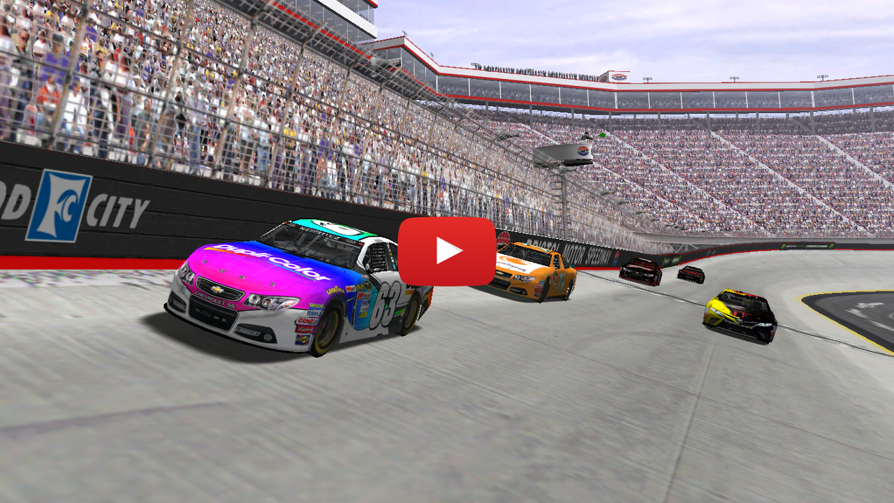 """Race replay from the ARL Patch Cup Series Bristol """"Take One"""" 101 held on Saturday, April 22nd 2017."""