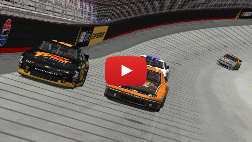 Race replay from the ARL T-Bone National Series Bristol 50 held on Saturday, April 16th 2016